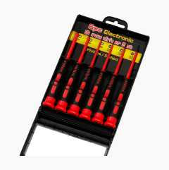 Screwdriver Set, 6 pcs.