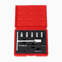 Milling tool, atomizer, 8 parts