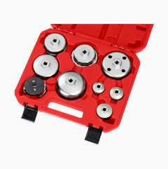 Oil Filter Tool, 9 parts