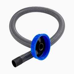 Waste water hose DIN96