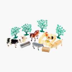 Mini Plastic Animals