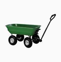 Trädgårdsvagn