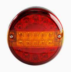 Round LED Rear Light