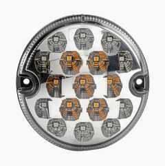 Round LED Reverse Light