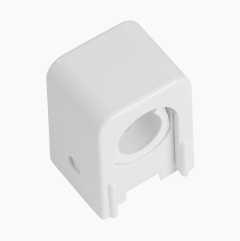 Rörklammer mini med snäpplock, 2-pack