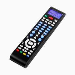 Remote control, universal 8 in 1