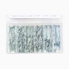 Cotter pins, 555 pcs
