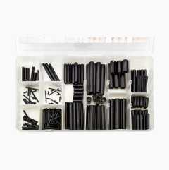 Spring dowel set, 174 parts