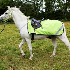 Hi-Vis Saddle Blanket