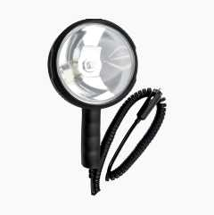 Hand-held searchlight, 75 W