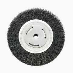 Circular brush, steel