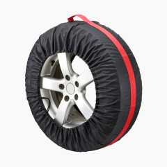 Tyre Covers, 4-pack