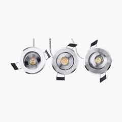 LED lamp set, 3 pcs