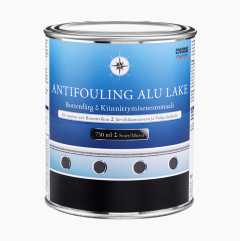 Anti-fouling paint, biocide-free