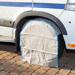 Wheel protectors