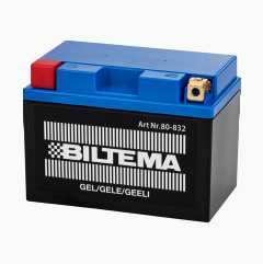 GEL MOTORCYCLE BATTERY