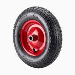 Luftgummihjul
