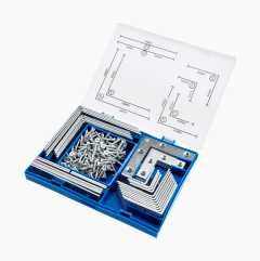 Furniture Fittings Box, 180 parts