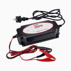 Battery charger IP68, 12 V, 8 A