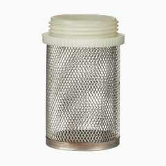 Basket Strainer for Bottom Valve