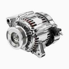ALTERNATOR 12V/60A CHROME