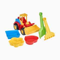 Mixed toy cars