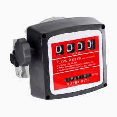 Flow Meter for diesel pumps