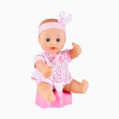 Doll with Potty