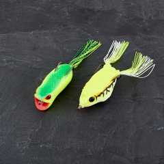Frog Poppers, 2 pcs.