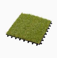 Artificial grass 4-pack