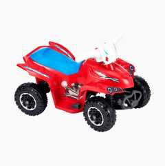 Electric-Powered Quadbike, Mini