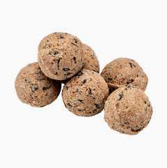 Tallow balls 6-pack