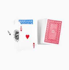 Korttipakat, 2 kpl