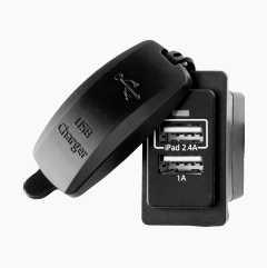 USB port x 2