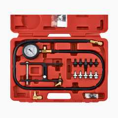 Oil pressure meter set