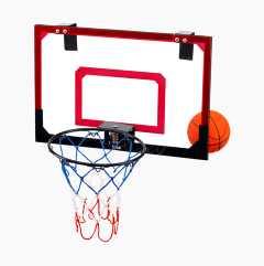 Liten basketballkurv