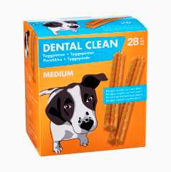 Tuggpinnar hund, 28 st