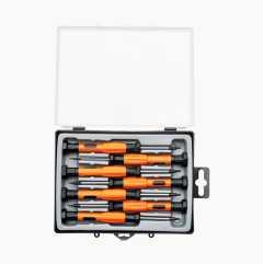 Precision Torx Screwdriver Set, 7 pcs.