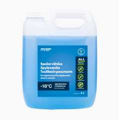 Ready-Mixed Wiper Fluid
