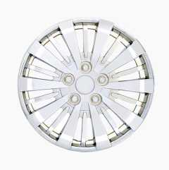 Hjulsidor Chrome, 4 st