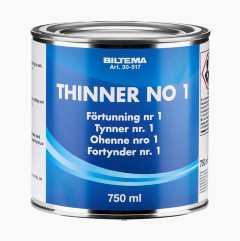Tynner nr. 1