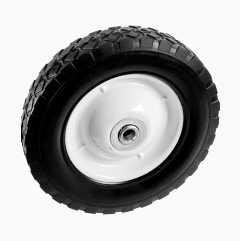 Mower wheels