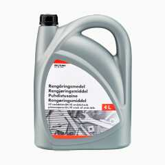Rengøringsmiddel til småtingsvaskere