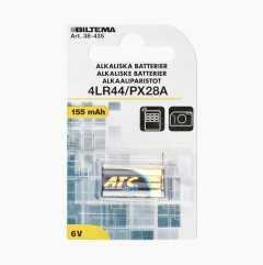 4LR44/PX28 Alkaliskt batteri