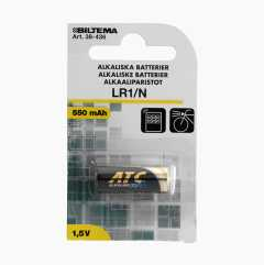 LR1/LR1N Alkaline Battery
