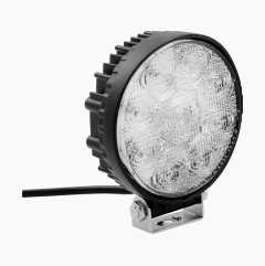 LED Work Light, 27 W, Flood