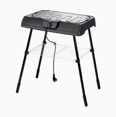 Electric Grill with Legs