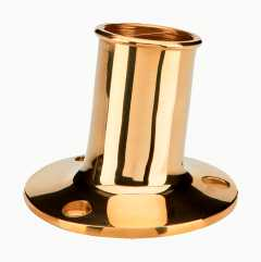 Brass Flag Pole Holder