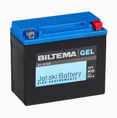 Gel-batterier for vannscooter
