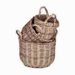 Garden Basket, set of 3